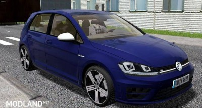 Volkswagen Golf R 2014 [1.5.9], 1 photo